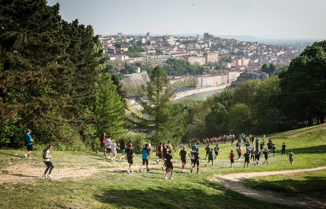 Piste de la Sarra - Lyon Urban Trail – Trail Urbain – LUT