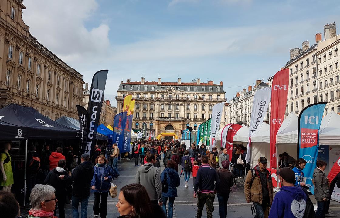 Village Expo - Lyon Urban Trail – Trail Urbain – LUT