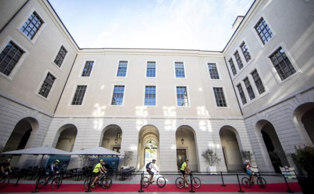 Grand hôtel Dieu - Lyon Free Bike 2019
